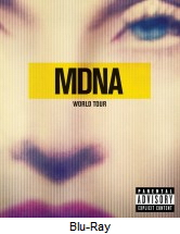 Madonna MDNA Tour Cover - Blu-Ray