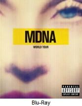 Madonna MDNA Tour Cover - Blu-Ray