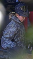 Madonna enjoys paintball game - Rocco birthday - 11 August 2013 (6)