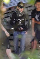 Madonna enjoys a game of paintball in the south of France - update (7)