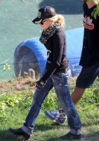 Madonna enjoys a game of paintball in the south of France - update (8)
