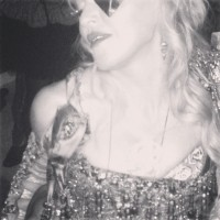 Madonna birthday party in Nice - 17 August 2013 (8)