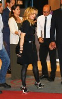 Madonna at the Hard Candy Fitness Centre, Rome - 21 August 2013 (6)