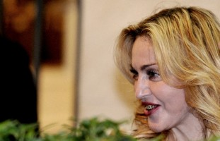 Madonna at the Hard Candy Fitness Centre, Rome - 21 August 2013 - Update 1 (3)
