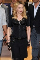 Madonna at the Hard Candy Fitness Centre, Rome - 21 August 2013 - Update 1 (5)