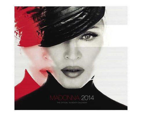 Madonnarama Danilo - Exclusive Deal Madonna 2014 Calendar (3)