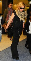 Madonna arrives at JFK airport in New York - 3 September 2013 (1)
