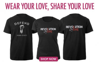 Join Madonna's Revolution of Love