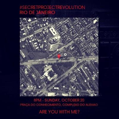 Madonna Secret Project Revolution World Tour Rio de Janeiro