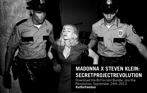 Madonna SecretProjectRevolution BitTorrent 02