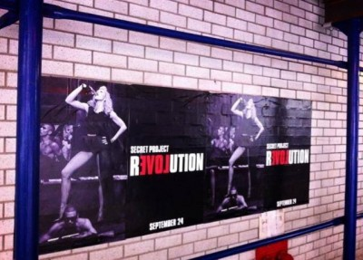 Madonna SecretProjectRevolution Promo New York (2)