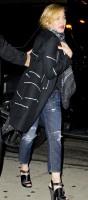 Madonna at Prime restaurant at New York's Bentley Hotel - 20 September 2013 (4)
