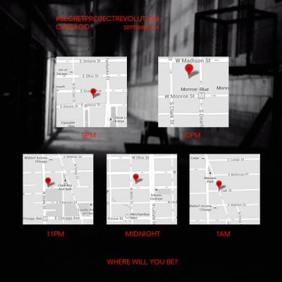 Madonna Secret Project Revolution World Tour Chicago