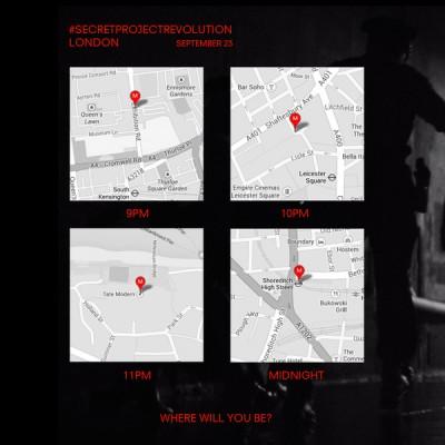 Madonna Secret Project Revolution World Tour London
