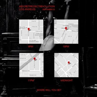 Madonna  SecretProjectRevolution World Tour Los Angeles