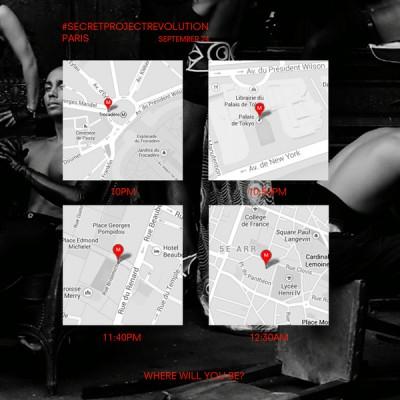 Madonna Secret Project Revolution World Tour Paris