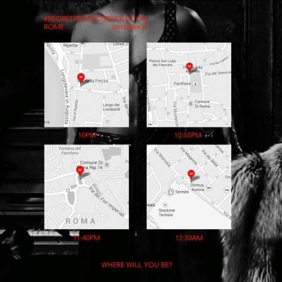 Madonna Secret Project Revolution World Tour Rome