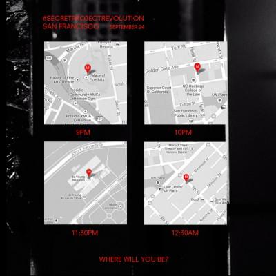 Madonna Secret Project Revolution World Tour San Francisco