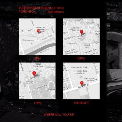 Madonna  SecretProjectRevolution World Tour Toronto