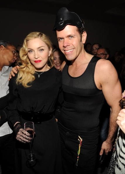 Madonna Secret Project NY Premiere com Perez Hilton