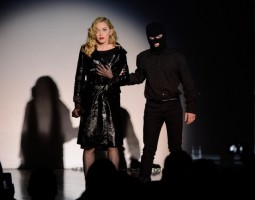 Madonna Secret Project Revolution Premiere New York (7)