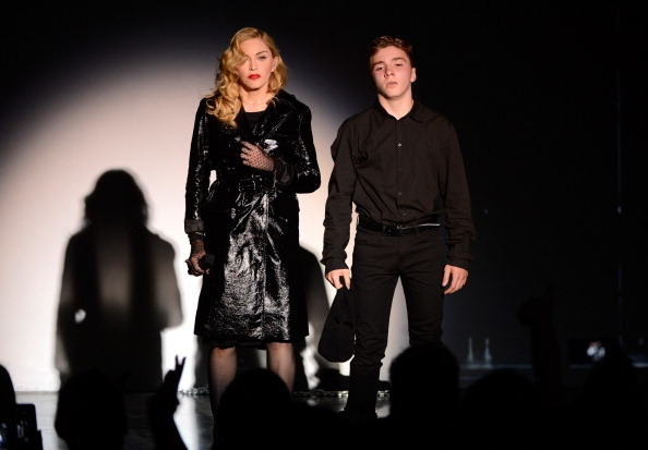 Madonna Secret Project NY Premiere