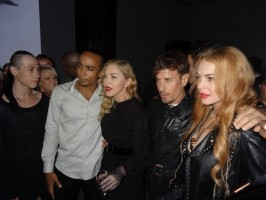 Madonna Secret Project Revolution Premiere New York (11)