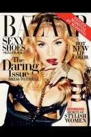 Madonna by Terry Richardson for Harpers Bazaar - November 2013 Issue (1)