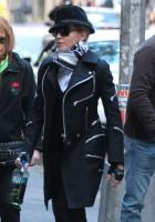 Madonna at the Kabbalah Centre in New York - 12 October 2013 (10)