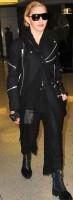 Madonna arrives at JFK airport, New York - 14 October 2013 (2)