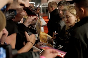 Madonna attends the Hard Candy Fitness Grand Opening in Berlin - 17 October 2013 - Pictures Update 2 (3)