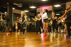 Madonna attends the Hard Candy Fitness Grand Opening in Berlin  - 17 October 2013 - Pictures & Videos - Workout (2)