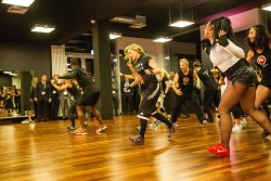 Madonna attends the Hard Candy Fitness Grand Opening in Berlin  - 17 October 2013 - Pictures & Videos - Workout (5)
