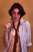 Never-Before-Seen Madonna pictures circa 1977 shot by Herman Kulkens (1)