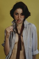 Never-Before-Seen Madonna pictures circa 1977 shot by Herman Kulkens (3)