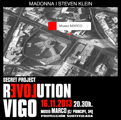 Secret Project Revolution Screening Vigo, Spain