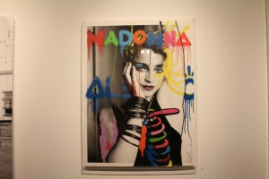 Madonna NYC 83 Richard Corman Milk Gallery New York (5)
