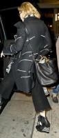Madonna leaves JFK Airport, New York - 18 November 2013 (7)