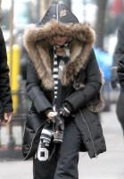 Madonna at the Kabbalah Centre, New York - 21 December 2013 (2)