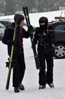 Madonna spotted skiing in Gstaad, Switzerland - December 2013 - Update 1 (3)