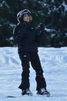 Madonna spotted skiing in Gstaad, Switzerland - December 2013 - Update 1 (13)