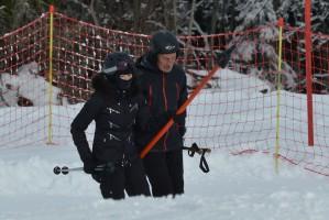 Madonna spotted skiing in Gstaad, Switzerland - December 2013 - Update 1 (16)