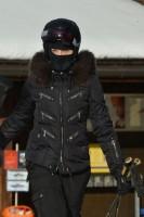 Madonna spotted skiing in Gstaad, Switzerland - December 2013 - Update 1 (17)