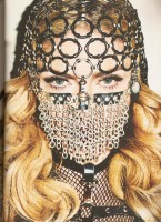 Madonna by Terry Richardson for Harper's Bazaar Turkey - January 2014 issue - Scans (10)