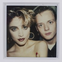 Incredible Madonna collection by Martin Burgoyne up for auction - Four Polaroids (1)