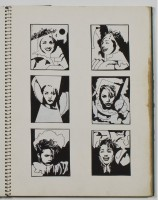 Incredible Madonna collection by Martin Burgoyne up for auction - Portfolio Sketchbook Drawings (2)