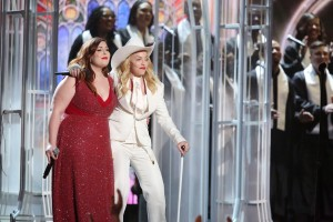 Madonna performs at the 56th annual Grammy Awards with Macklemore (2)