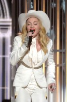 Madonna performs at the 56th annual Grammy Awards with Macklemore (7)