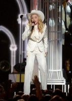 Madonna performs at the 56th annual Grammy Awards with Macklemore (11)