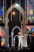 Madonna performs at the 56th annual Grammy Awards with Macklemore (15)